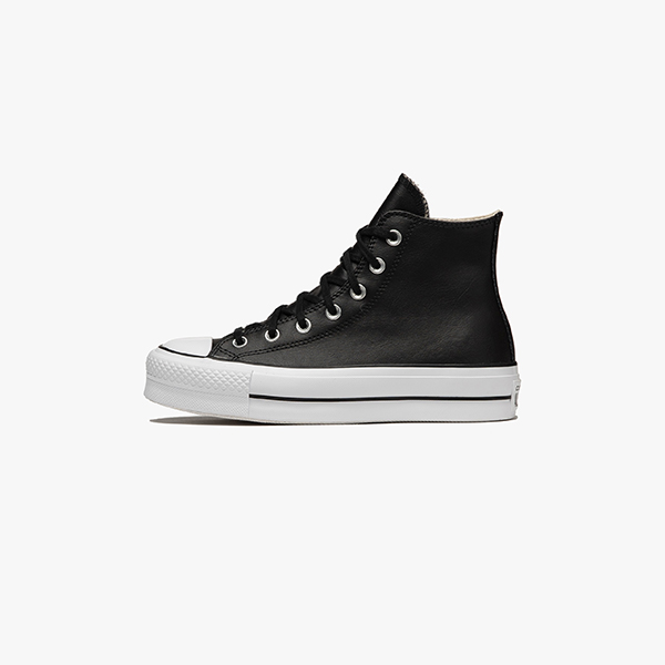 Sapatilhas Converse All Star Chuck Taylor Leather Platform (561675C)