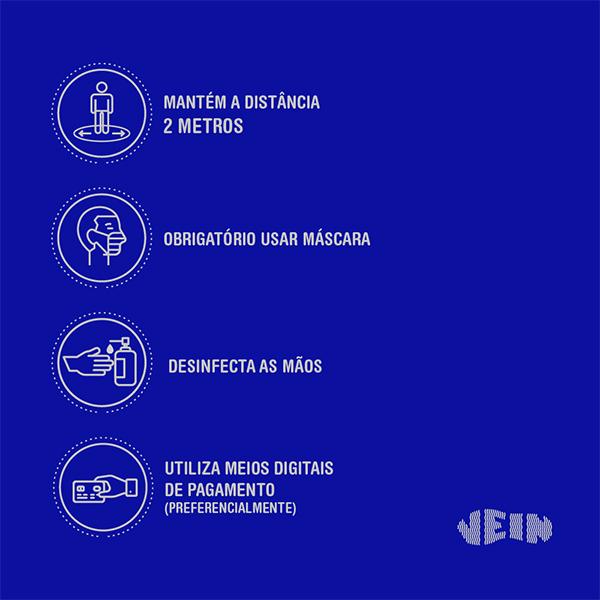 Reabertura Lojas Abril 2021 - VEIN